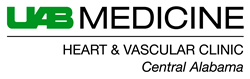UAB Heart and Vascular Clinic Central Alabama