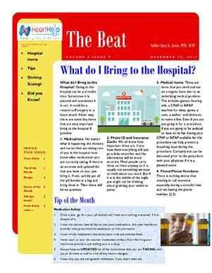 december 2017 the beat newsletter