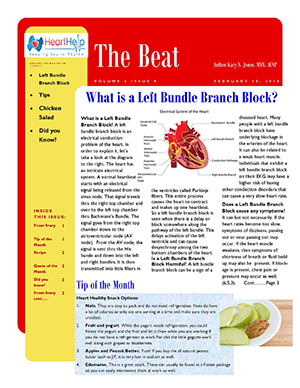 the beat february 2018