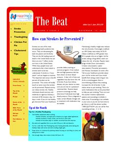the beat newsletter november 2014