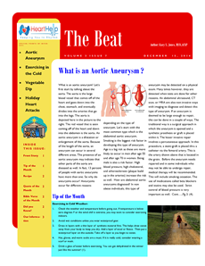 the beat december 2014