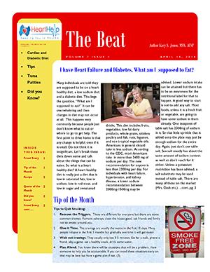 the beat april 2018
