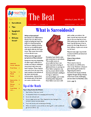 the beat february 2019